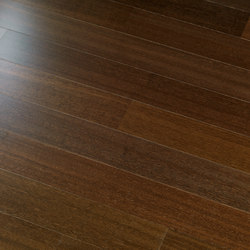 Par-ky Lounge 06 Brushed Wengé | Wood flooring | Decospan