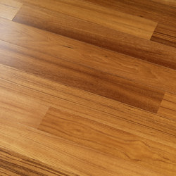 Par-ky Lounge 06 Sealed Teak | Wood flooring | Decospan