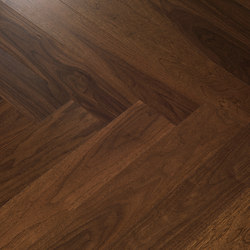 Par-ky Twist 06 Sealed Smoked Walnut | Sols en bois | Decospan