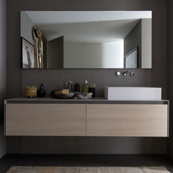 Vanity ambiente 1 | Wash basins | Arclinea