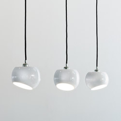 White Moons 3 Pendulum | General lighting | Licht im Raum