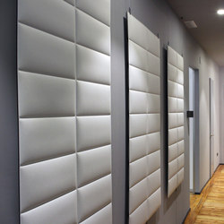 ECOdesk baffles | Paneles de pared | Slalom