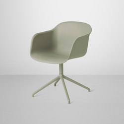 Fiber Armchair | swivel base | Sillas de visita | Muuto