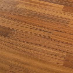 Par-ky Lounge 06 Teak | Suelos de madera | Decospan