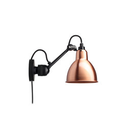 LAMPE GRAS - N°304 CA copper | Wall lights | DCW éditions