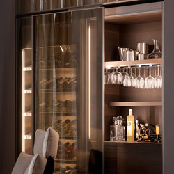 Vina Epicure | Muebles de bar | Arclinea