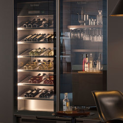 Vina Epicure | Meubles bar | Arclinea