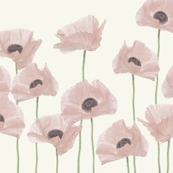Visions Poppysicle | Bespoke wall coverings | GLAMORA