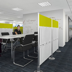 ECOflex | Sound absorbing architectural systems | Slalom