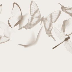 Visions Flutterby | Bespoke wall coverings | GLAMORA