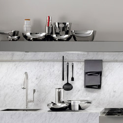 Extraction Systems | Shelf hood | Kitchen hoods | Arclinea