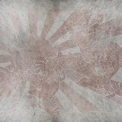 Fancy Wavin' Flag | Bespoke wall coverings | GLAMORA