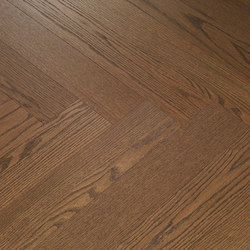 Par-ky Twist 06 Brushed Antique Oak Premium | Wood flooring | Decospan