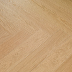 Par-ky Twist 06 Brushed Ivory Oak Premium | Wood flooring | Decospan