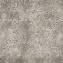 Fancy Clockwork | Wall coverings | GLAMORA