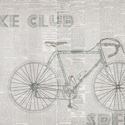 Fancy Bike Club | Rivestimenti pareti | GLAMORA