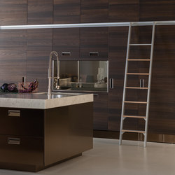 Step ladder | Library ladders | Arclinea