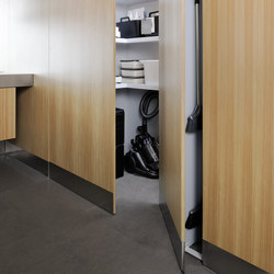 Wic (Walk-In-Closet) | Walk-in wardrobes | Arclinea