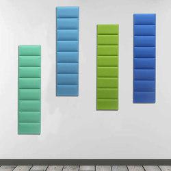 ECOdesk baffles | Panneaux muraux | Slalom