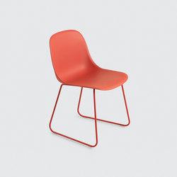 Fiber Side Chair | sled base | Chaises | Muuto