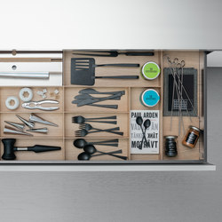 Cassetti | Kitchen organization | Arclinea