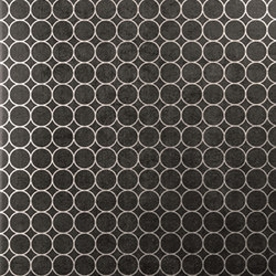 Artic black riings silver | Azulejos de pared | ALEA Experience
