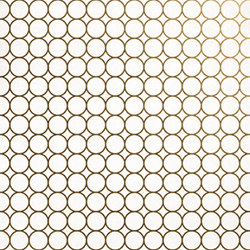 Artic white riings gold | Wall tiles | ALEA Experience