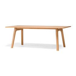 Ten Table 210 oak solid | Tables de repas | Conde House