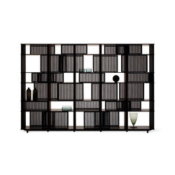 Lloyd bookcase | Shelving | Poltrona Frau
