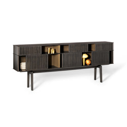 Lloyd storage unit | Sideboards | Poltrona Frau