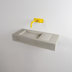 Flor Mini | Lavabi / Lavandini | Kast Concrete Basins