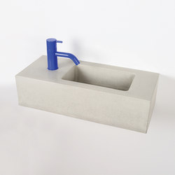 Fox | Lavabos | Kast Concrete Basins