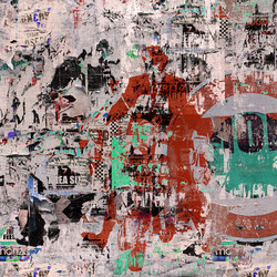 Urban Motor Psycho | Wall coverings | GLAMORA