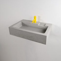 Jura | Wash basins | Kast Concrete Basins