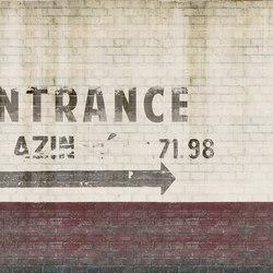 Urban Entrance | Revêtements de murs | GLAMORA