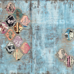 Urban Jupiter 41 | Bespoke wall coverings | GLAMORA