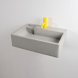 Nilo | Wash basins | Kast Concrete Basins
