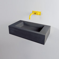 Pitch | Waschtische | Kast Concrete Basins