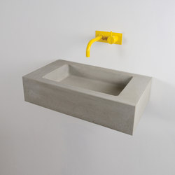 Pitch | Wash basins | Kast Concrete Basins