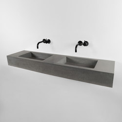 Sienna | Wash basins | Kast Concrete Basins