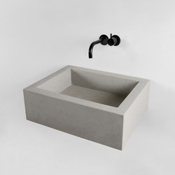 Terra | Wash basins | Kast Concrete Basins