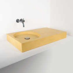 Cero | Wash basins | Kast Concrete Basins