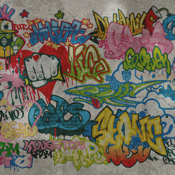 Slang Urban Gallery | Rivestimenti pareti | GLAMORA