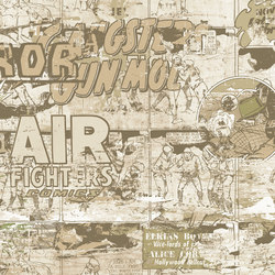 Slang Comixology | Wall coverings | GLAMORA