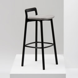 Branca Counter Stool | MC2 | Taburetes de bar | Mattiazzi