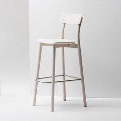 Chiaro Barstool | MC8 | Bar stools | Mattiazzi