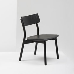 Chiaro Lounge Chair | MC8 | Chairs | Mattiazzi