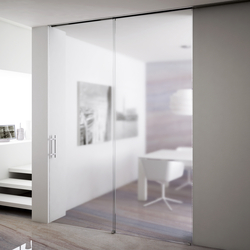 Invisibile Telescopico Sincro V-7300 | Internal doors | Metalglas Bonomi