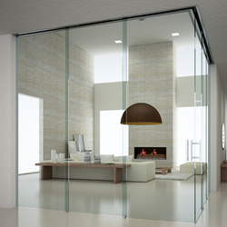 Invisibile Telescopico V-7300 | Internal doors | Metalglas Bonomi
