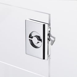V-404 | Locks for glass doors | Metalglas Bonomi